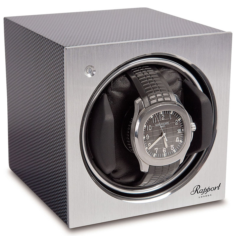 rapport-tetra-carbon-fiber-single-automatic-watch-winder-box-w147