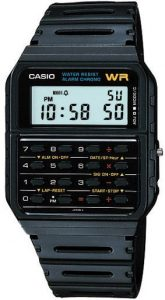 Casio CA53W-1 Databank Watch- Wrist World