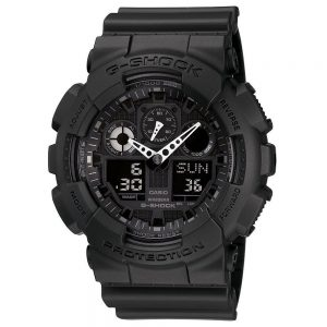 Casio GA 100-1A1 Military Series - Wrist World