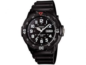 Casio MRW200H-1BV Analog Dive Watch - Wrist World