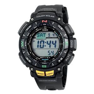 Casio PAG240-1CR Men's Pathfinder - Wrist World