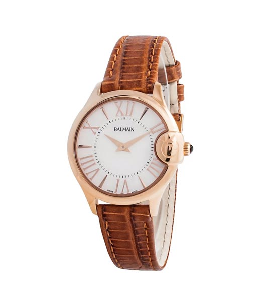 Balmain watches for women B39795282 front view