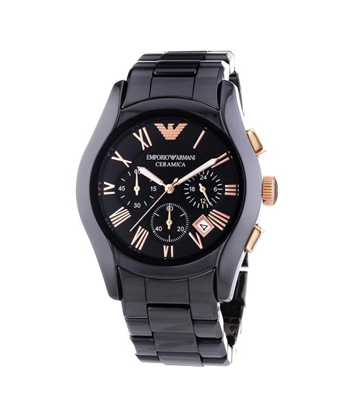 Emporio Armani Watch Showrooms in Chennai For Men Online AR1410 Watch Product View