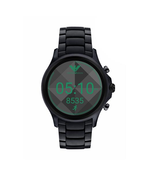 Dial Digital Analog Watch Showrooms in Chennai for Men Online Emporio Armani ART5002 Watch