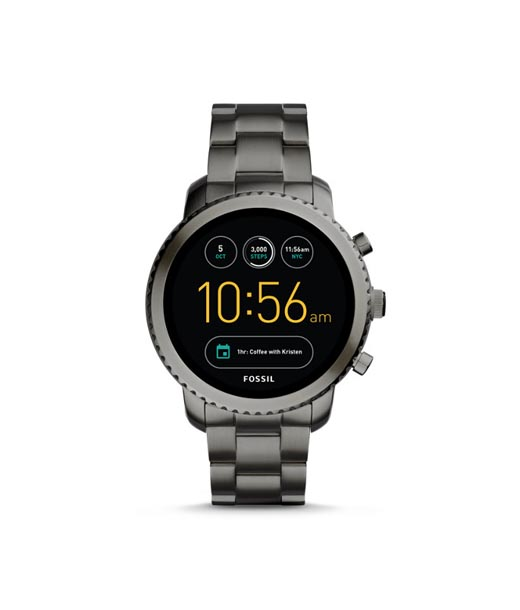 Dial Digital Analog Watch Showrooms in Chennai for Men Online Fossil FTW4001 Watch
