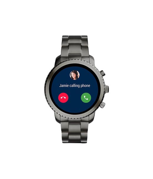 Fossil FTW4001 Watches For Men in Chennai Online straight View Samll