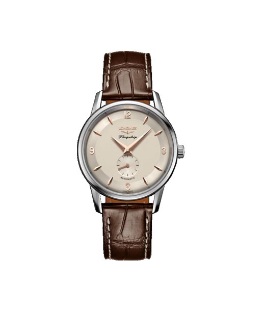 Dial Number Symbol Analog Watch Showrooms in Chennai for Men Online Longines L48174762 Watch