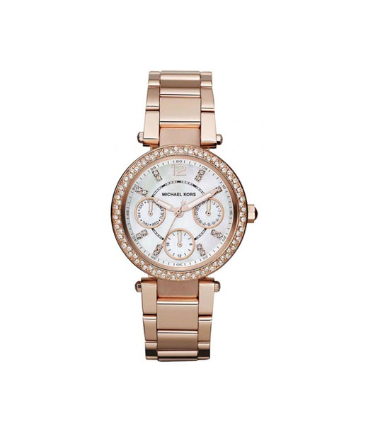 Dial Number Symbol Analog Watch Showrooms in Chennai for Men Online Michael Kors mk5616