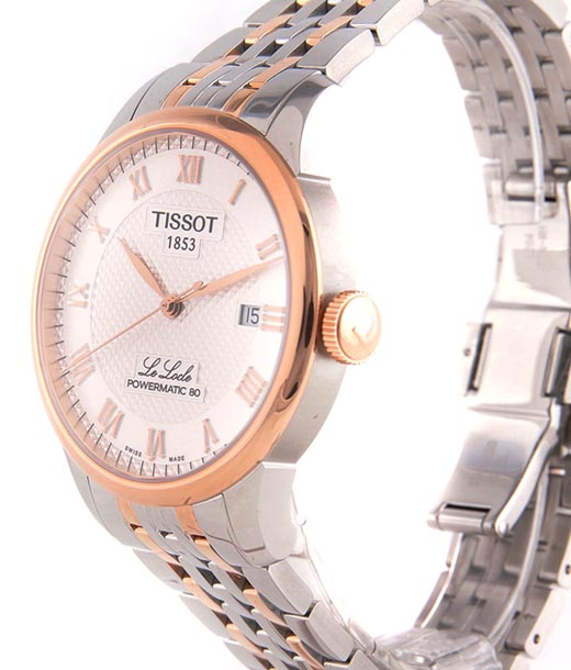Tissot T0064072203300 Watches For Men in Chennai Online little side view