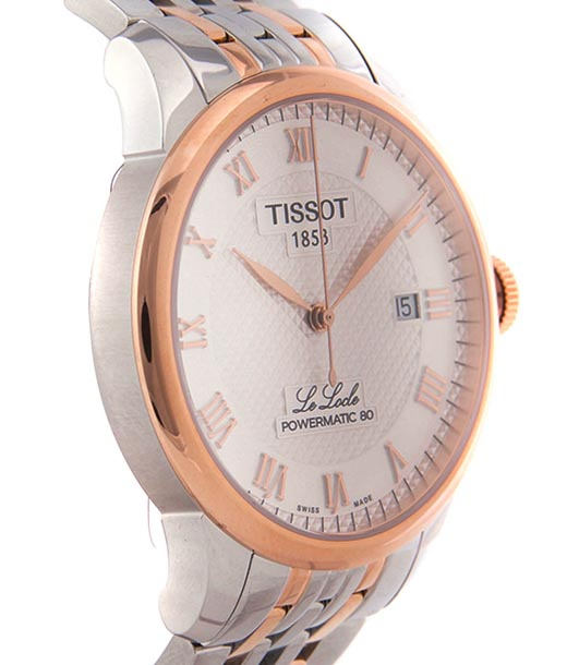 Tissot T0064072203300 Watches For Men in Chennai Online right side view
