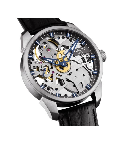 Tissot T0704051641100 Watches For Men in Chennai Online dial side close view