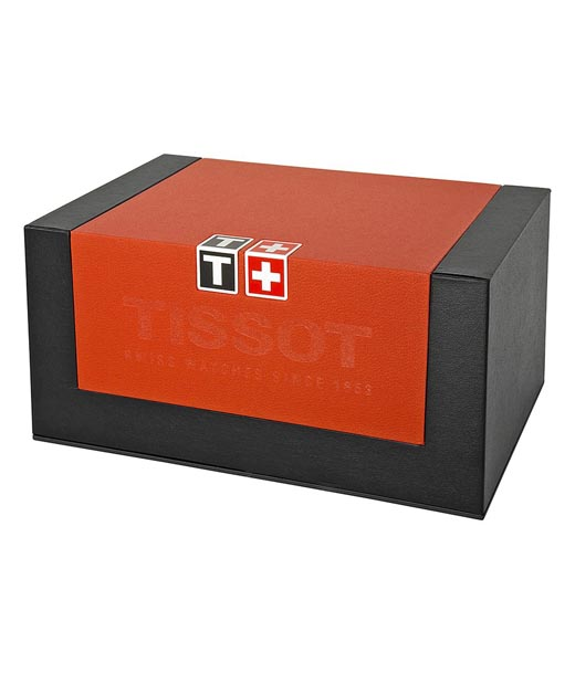 Tissot T0704051641100 Watches For Men in Chennai Online box view