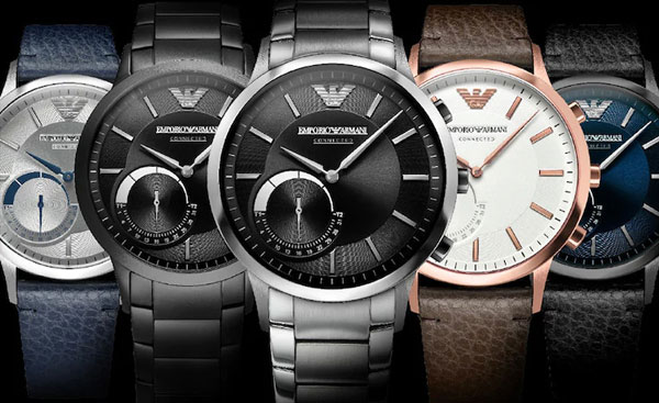 EA Connected Watch Showrooms in Chennai, Emporio Armani Watches Chennai For Men Emporio Armani Watch